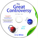 The Great Controversy | mp3 CD image